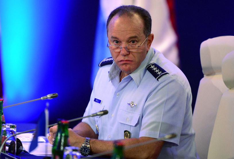 Generał Philip Breedlove /AFP