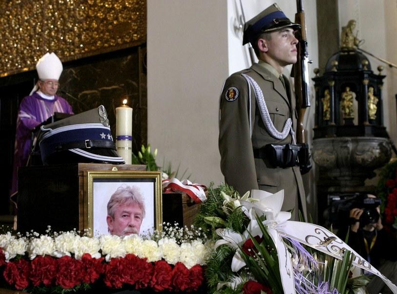 Generał Ryszard Kukliński zmarł 15 lat temu, 11 lutego 2004 roku /AFP