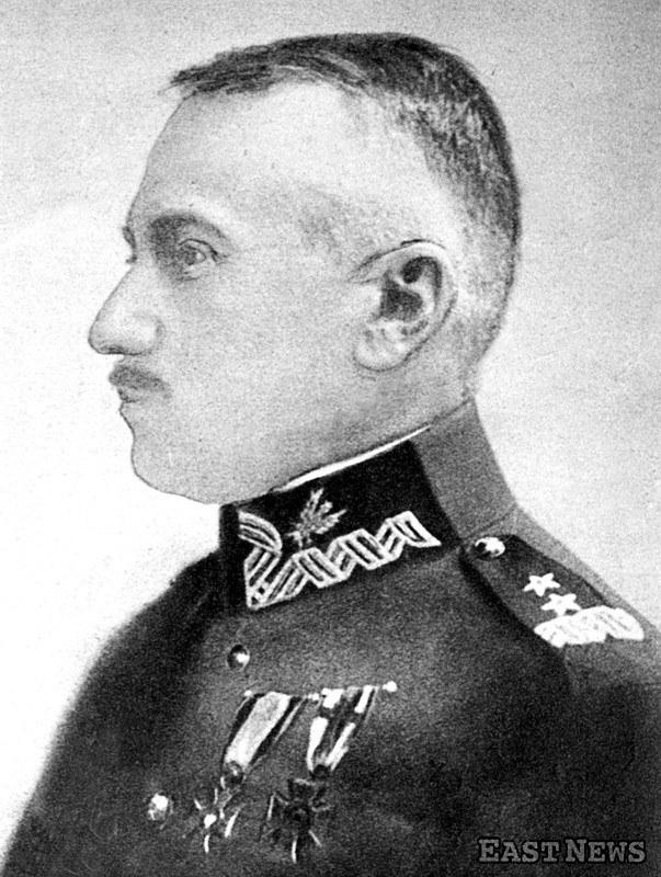 Generał Stanisław Haller /Danuta Łomaczewska /East News