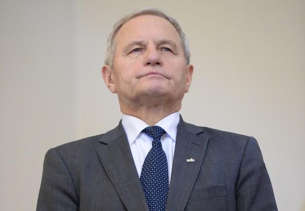 Generał Stanisław Koziej, były szef Biura Bezpieczeństwa Narodowego /Jacek Turczyk /PAP