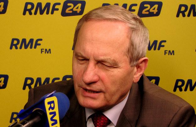 Generał Stanisław Koziej /RMF