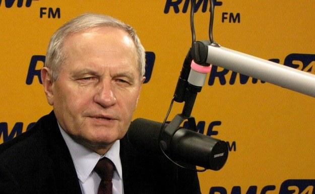 Generał Stanisław Koziej /RMF FM