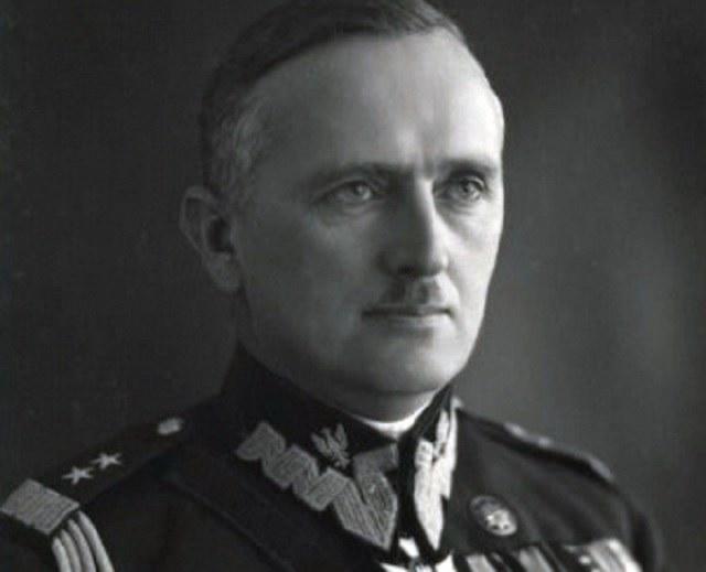 Generał Stefan Dąb-Biernacki, gorliwy zwolennik Piłsudskiego /INTERIA.PL/materiały prasowe