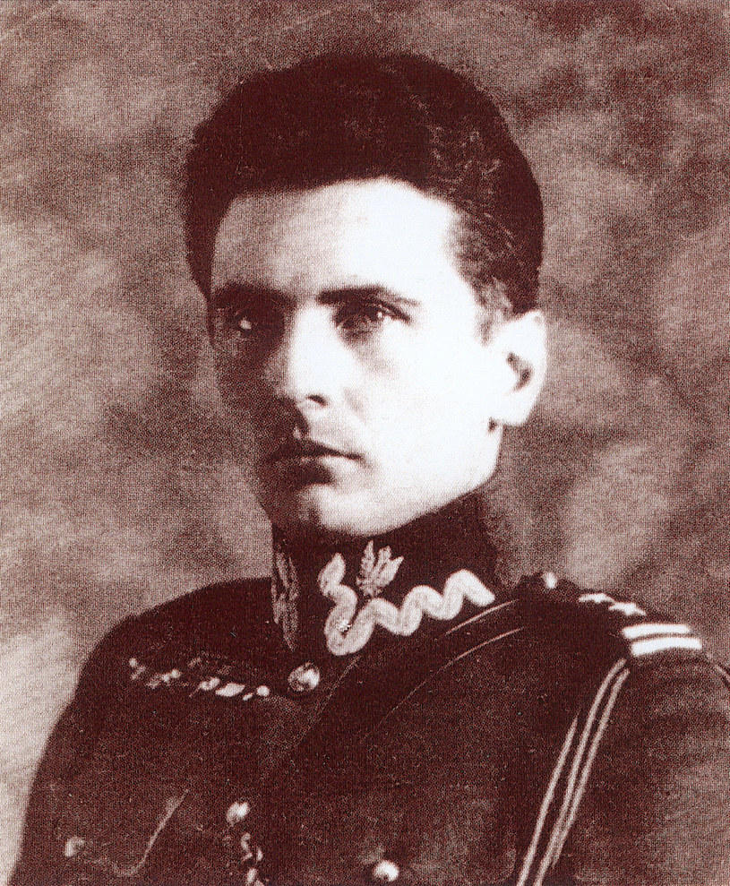 Generał Stefan Grot-Rowecki został ujęty przez Niemców za sprawą polskich agentów Gestapo /Reprodukcja FoKa/FORUM /Agencja FORUM