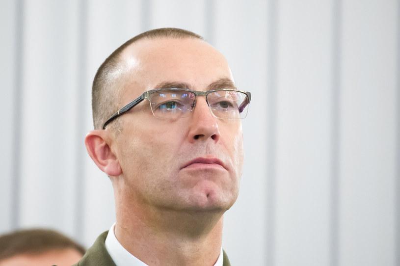 Generał Tomasz Piotrowski /Wojciech Strozyk/REPORTER /Reporter