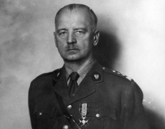 Generał Władysław Sikorski /Z archiwum Narodowego Archiwum Cyfrowego