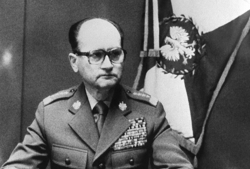 """Generał Wojciech Jaruzelski: """"Autoagresja narastała"""" /STR /AFP"""