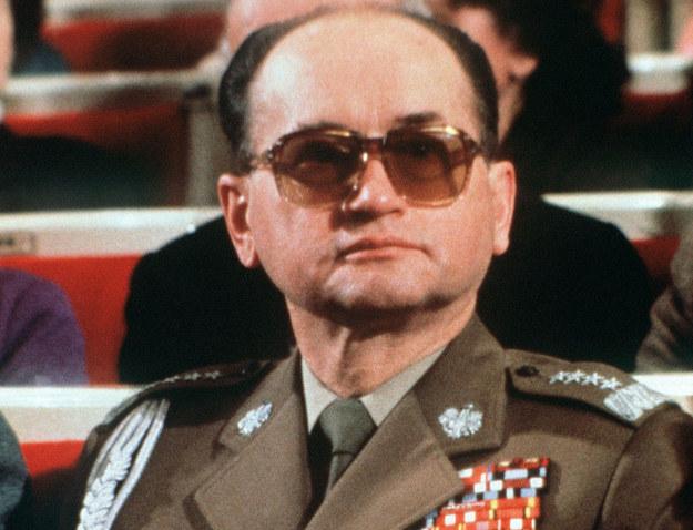 Generał Wojciech Jaruzelski był premierem w latach 1981-1985 /AFP