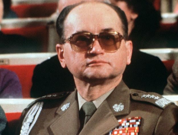Generał Wojciech Jaruzelski zlecił opracowanie planu stanu wojennego /AFP