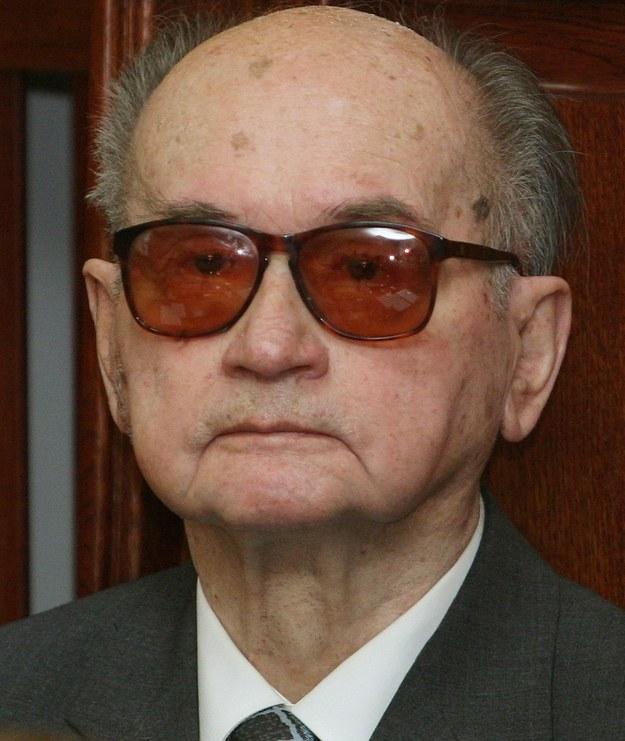 Generał Wojciech Jaruzelski /Radek Pietruszka /PAP
