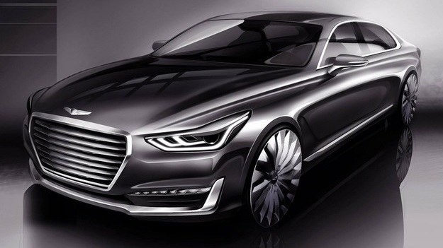 Genesis G90 /Hyundai