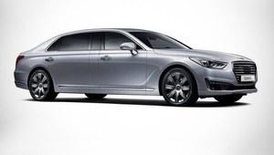 Genesis G90L - szczyt koreańskiego luksusu