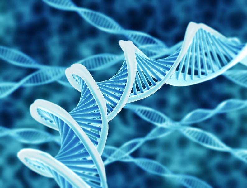 Genetyczne podłoże choroby /©123RF/PICSEL
