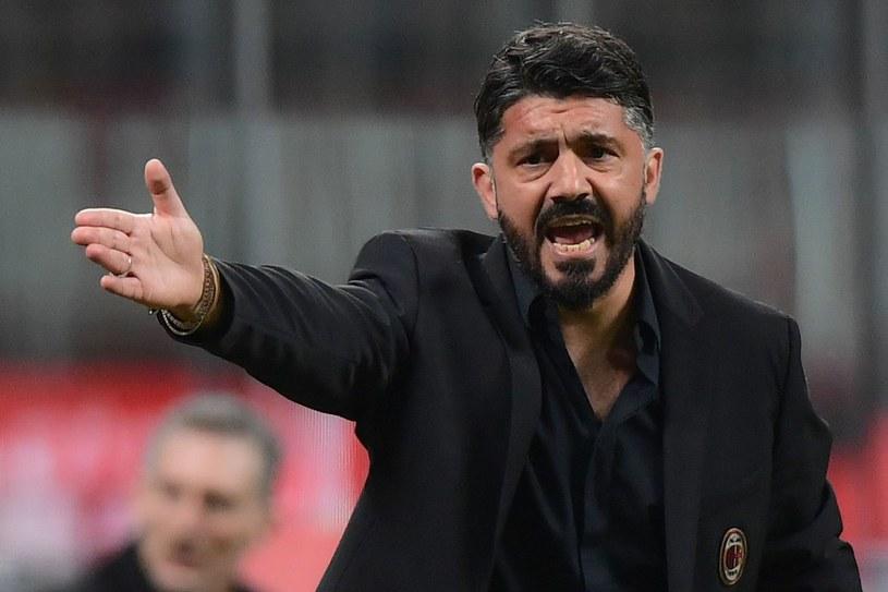 Gennaro Gattuso /AFP MIGUEL MEDINA /AFP