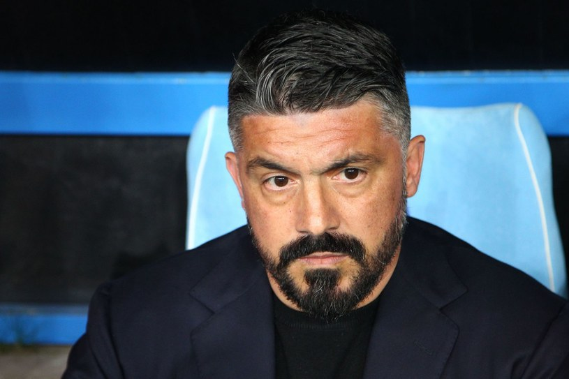 Gennaro Gattuso /CARLO HERMANN /AFP