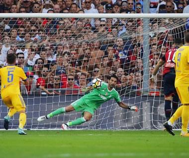 Genoa FC - Juventus Turyn 2-4. Wojciech Szczęsny na ławce