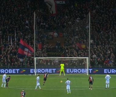 Genoa - SPAL 1-1 - skrót meczu (ZDJĘCIA ELEVEN SPORTS). WIDEO