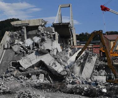 Genua: 42 ofiary katastrofy na autostradzie. Znaleziono ciało ostatniego zaginionego