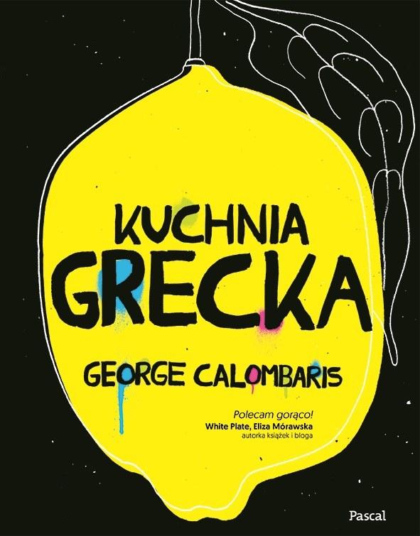 "George Calombaris, ""Kuchnia grecka"" /materiały prasowe"