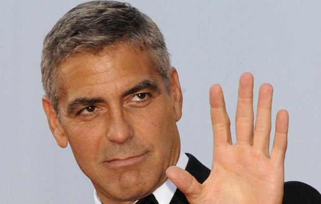 George Clooney  /AFP