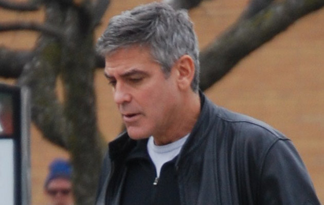 George Clooney  /Splashnews