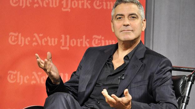 George Clooney - czy będzie miał okazję sprawdzić się w roli prezydenta USA? /Toby Canham /Getty Images