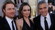 George Clooney dowiedział się o rozwodzie Jolie-Pitt od dziennikarza