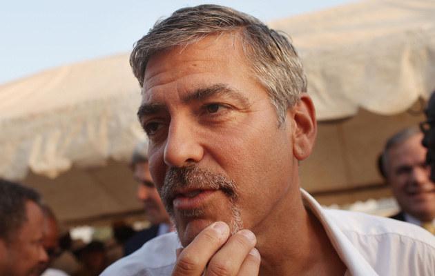 George Clooney, fot.Spencer Platt  /Getty Images/Flash Press Media