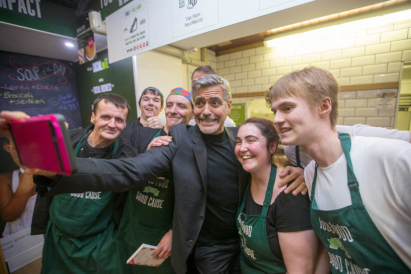 George Clooney. Foto Jeff Holmes /Getty Images