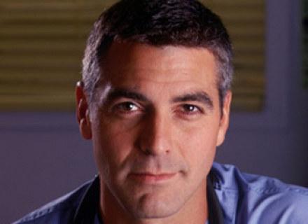 """George Clooney jako dr Doug Ross w """"Ostrym dyżurze"""" /materiały prasowe"""