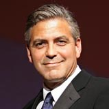 George Clooney jednak trochę rozgorycznony /AFP