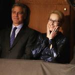 George Clooney o Meryl Streep: Przereklamowana