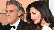 George Clooney po raz pierwszy o ciąży żony!