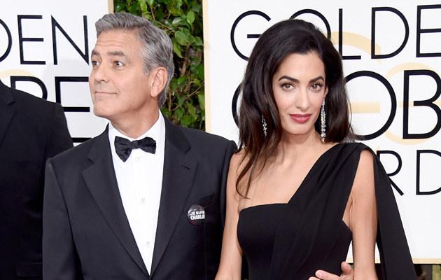 George Clooney podarował Amal drogi pierścionek zaręczynowy /Frazer Harrison /Getty Images