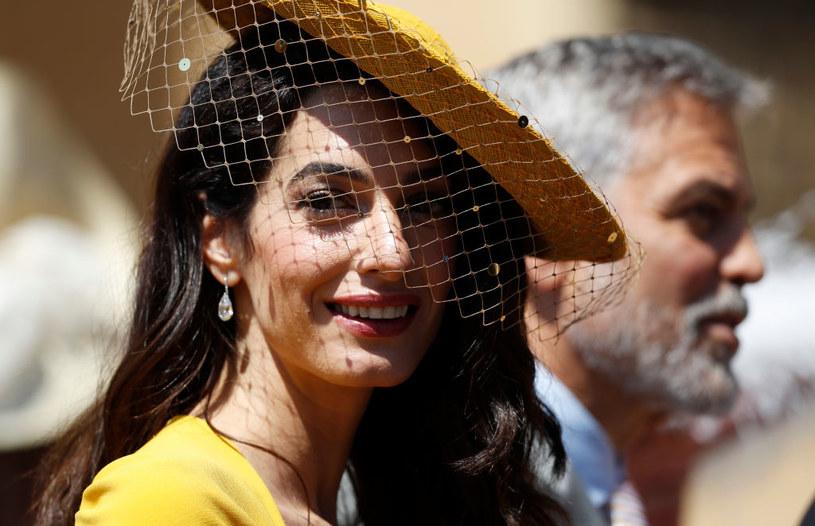 George Clooney wyznał w wywiadzie, że trudno było zaimponować Amal. Jego osiągnięcia zawodowe w porównaniu z karierą kobiety wypadają blado /Getty Images