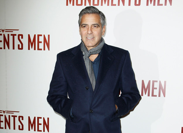 George Clooney /Getty Images
