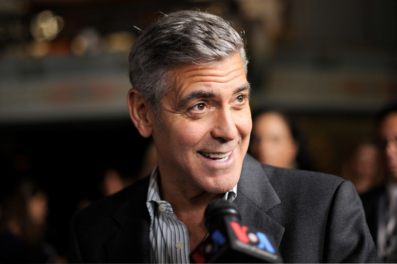 George Clooney /Kevork Djansezian /Getty Images