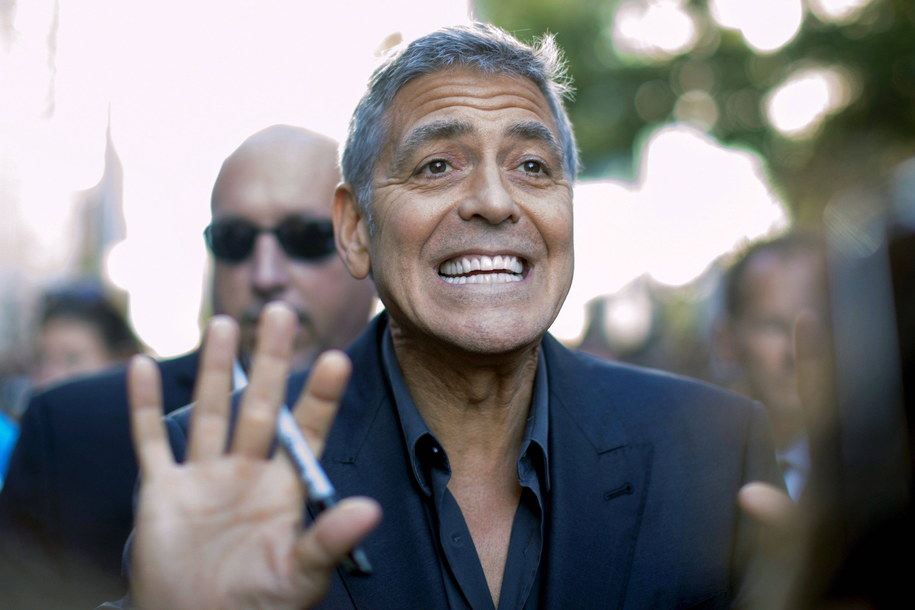 George Clooney /Chris Young/CP/ /PAP/Abaca