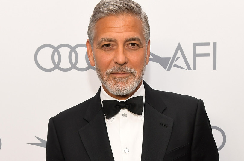 George Clooney /Matt Winkelmeyer /Getty Images