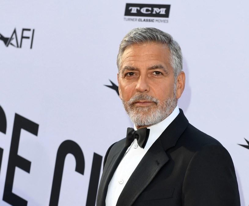 George Clooney /Valerie Macon /AFP