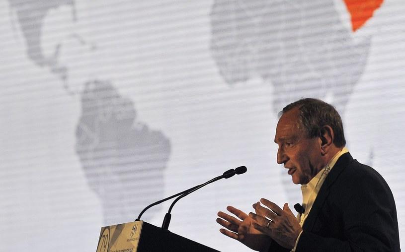 George Friedman /AFP