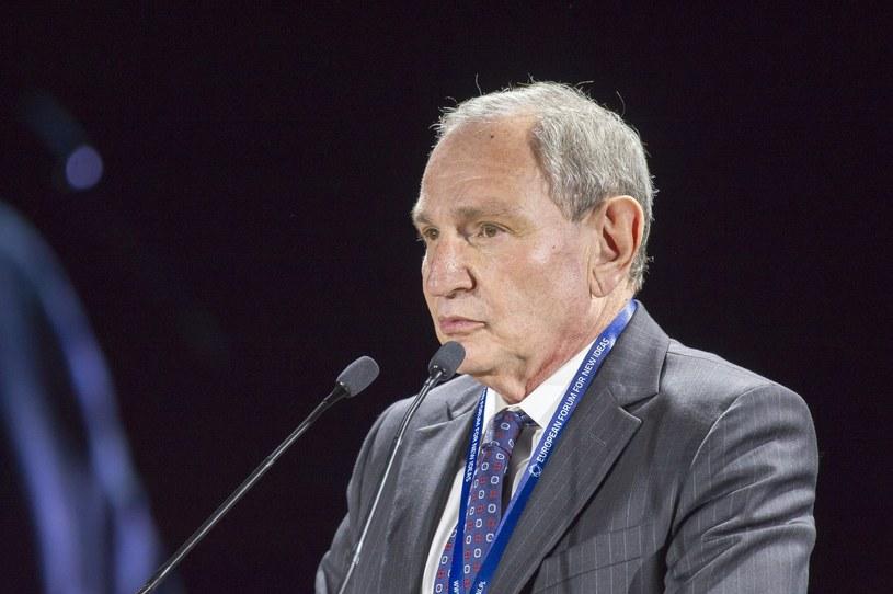 George Friedman /Wojciech Stróżyk /Reporter