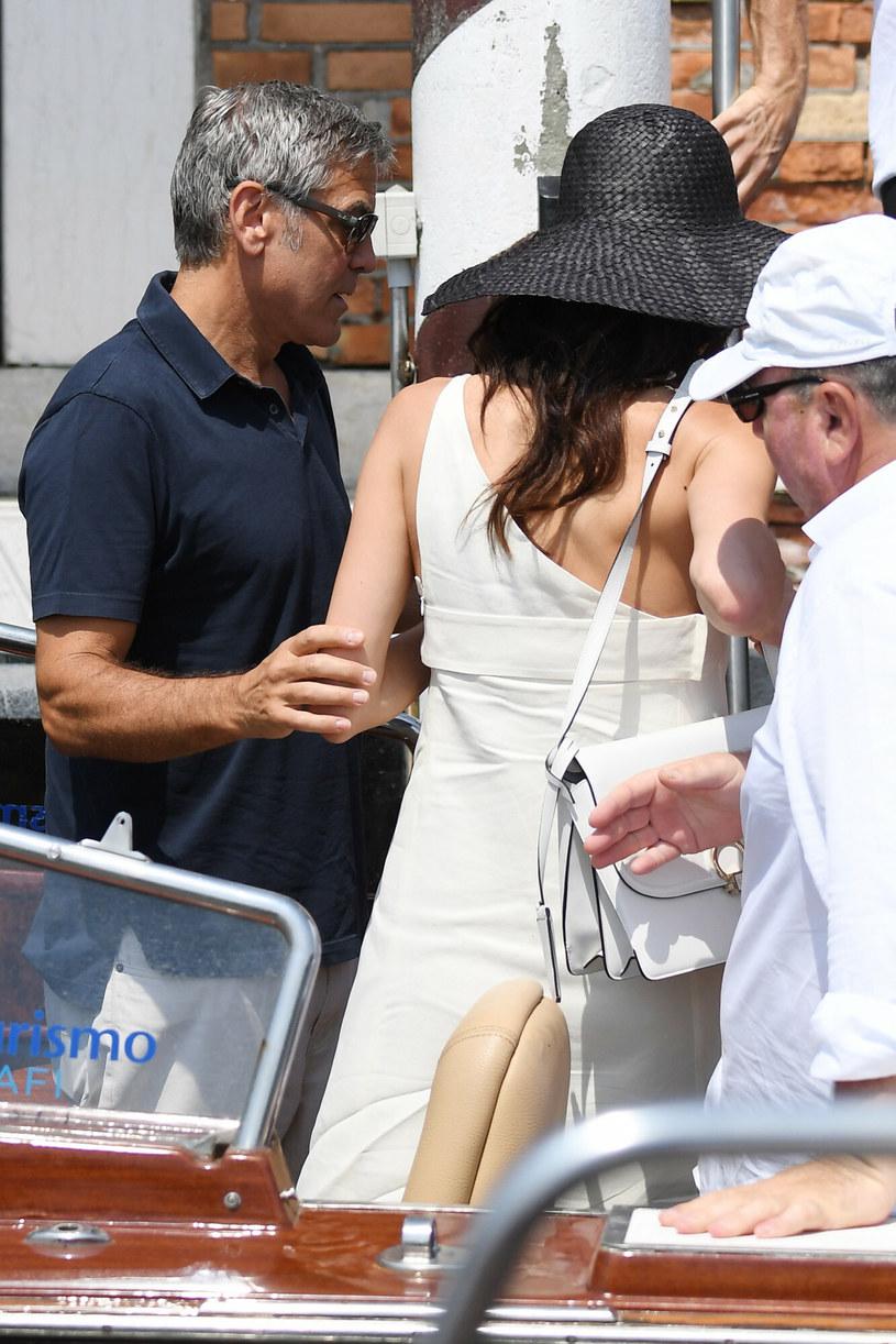 George i Amal Clooney /Splashnews /East News