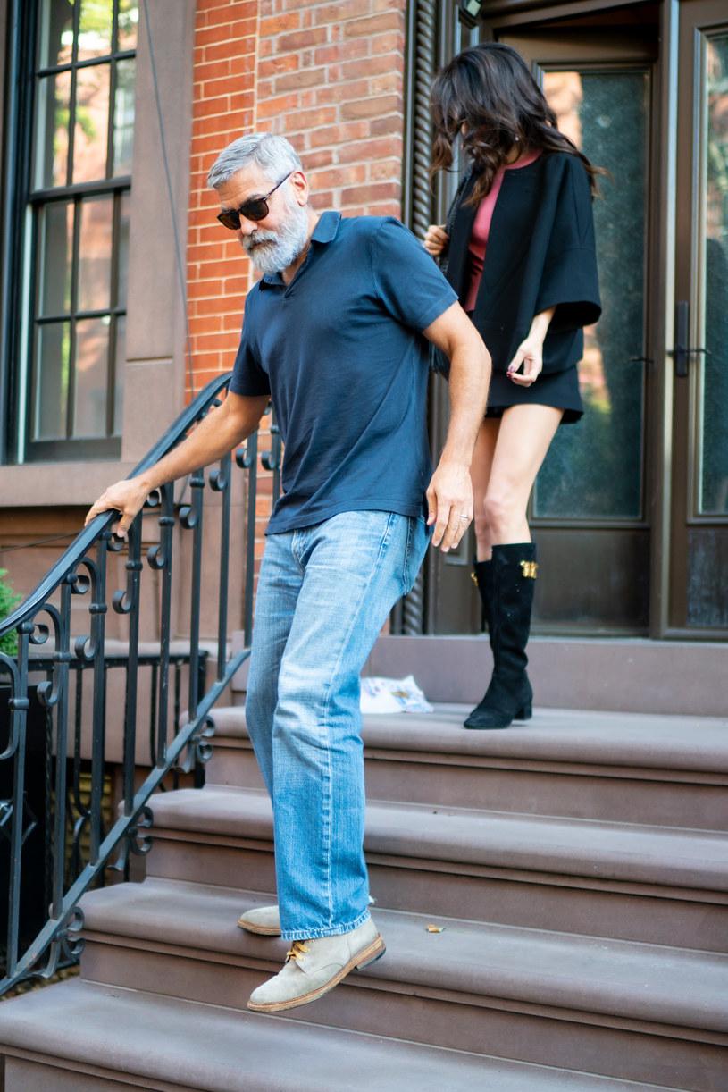 George i Amal Clooneyowie /Gotham /Getty Images