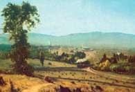 George Innes, Dolina Lackawanna, 1855 /Encyklopedia Internautica