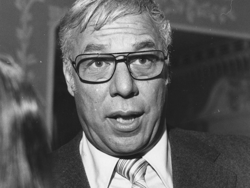 George Kennedy w 1973 r. /Central Press /Getty Images