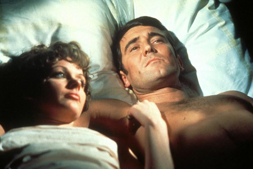 George Lazenby jako James Bond /materiały dystrybutora