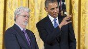 George Lucas odznaczony przez Obamę