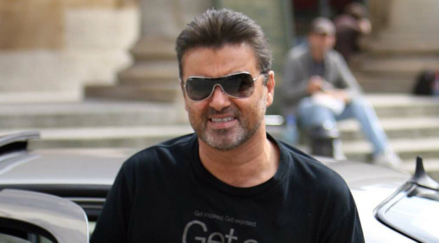George Michael   /Splashnews