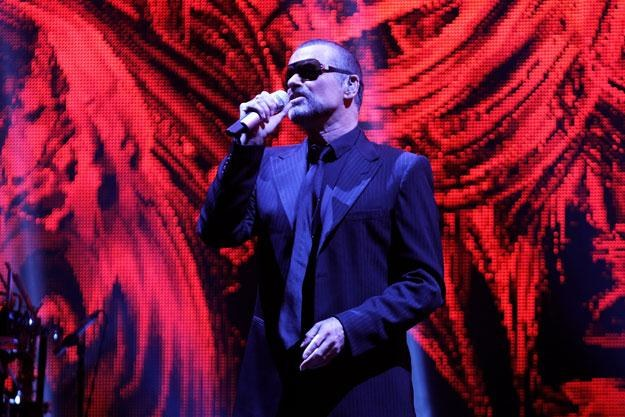 George Michael jest już w domu w Londynie fot. Dave Hogan /Getty Images/Flash Press Media
